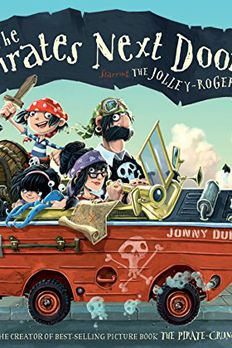 The Pirates Next Door book cover