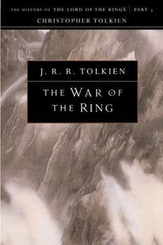The War of the Ring book cover