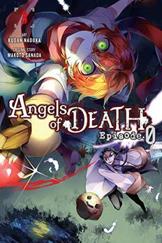 Angels of Death Episode.0 Vol. 3 book cover