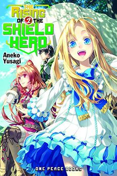 The Rising of the Shield Hero Volume 02 book cover