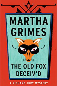The Old Fox Deceiv'd book cover