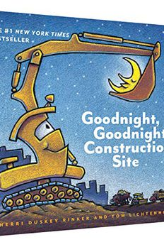 Goodnight, Goodnight Construction Site book cover