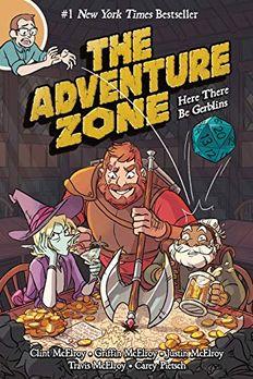 The Adventure Zone book cover