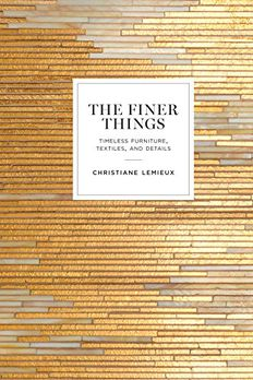 The Finer Things book cover