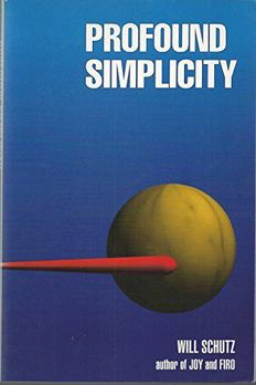 Profound Simplicity book cover