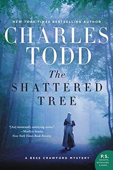 The Shattered Tree book cover