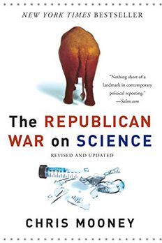 The Republican War on Science book cover