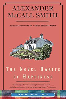 The Novel Habits of Happiness book cover