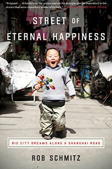 Street of Eternal Happiness book cover