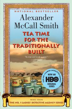 Tea Time for the Traditionally Built book cover
