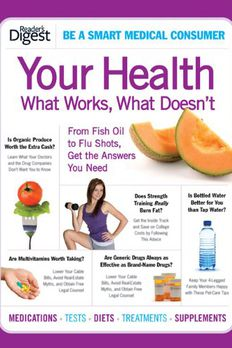 Your Health book cover