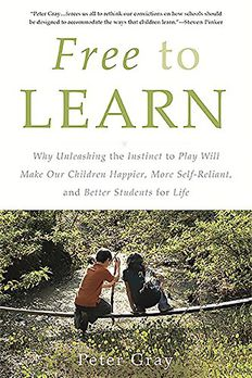 Free to Learn book cover