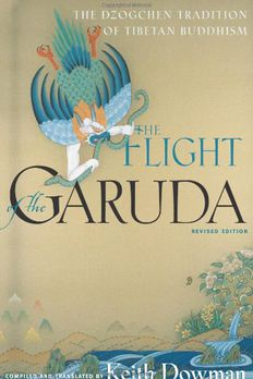 The Flight of the Garuda book cover