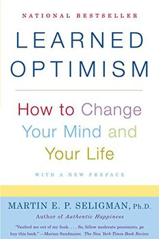 Learned Optimism book cover