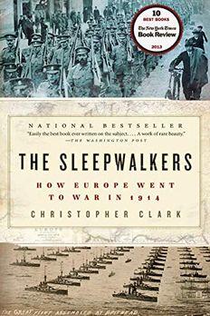 The Sleepwalkers book cover