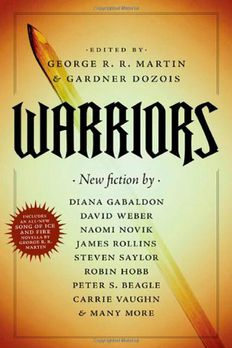 Warriors book cover