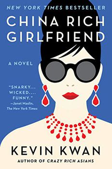 China Rich Girlfriend book cover
