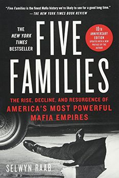 Five Families book cover