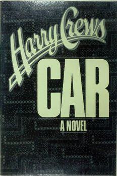 Car book cover