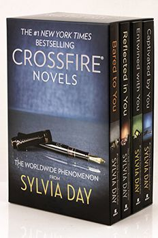 Sylvia Day Crossfire Series 4-Volume Boxed Set book cover