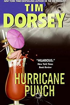 Hurricane Punch book cover