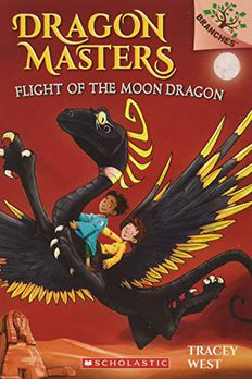 Flight of the Moon Dragon book cover