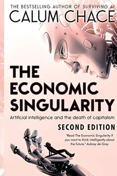 The Economic Singularity book cover