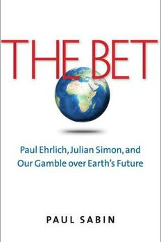 The Bet book cover