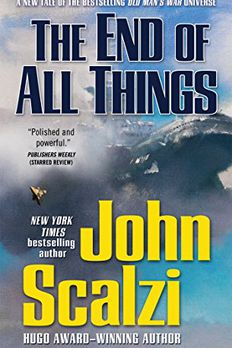 The End of All Things book cover