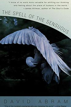The Spell of the Sensuous book cover