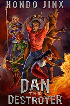 Dan the Destroyer book cover