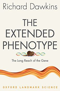 The Extended Phenotype book cover