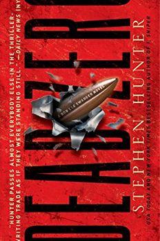 Dead Zero book cover