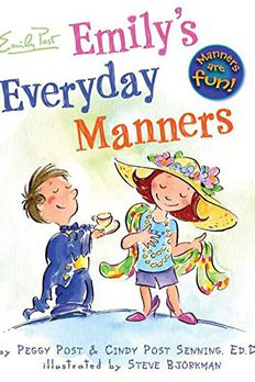 Emily's Everyday Manners book cover