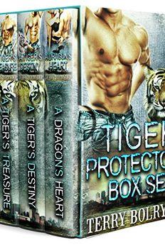 Tiger Protectors Box Set book cover