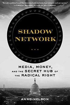 Shadow Network book cover