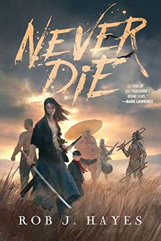 Never Die book cover