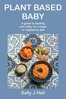 Plant Based Baby book cover