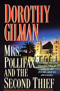 Mrs. Pollifax and the Second Thief book cover