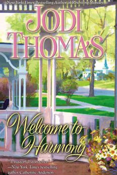 Welcome to Harmony book cover