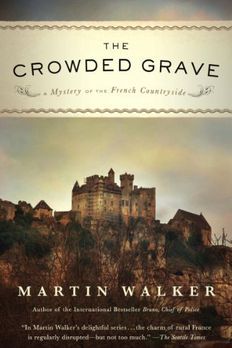 The Crowded Grave book cover