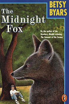 The Midnight Fox book cover
