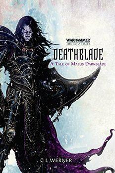 Deathblade book cover