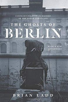 The Ghosts of Berlin book cover