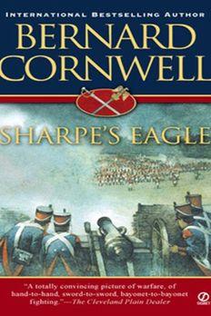 Sharpe's Eagle book cover