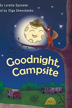 Goodnight, Campsite book cover