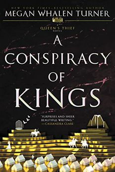 A Conspiracy of Kings book cover