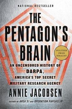 The Pentagon's Brain book cover