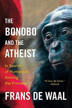 The Bonobo and the Atheist book cover