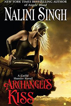 Archangel's Kiss book cover